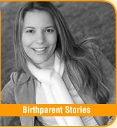 Birthparent Adoption Services Stories