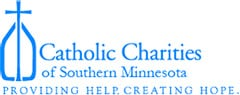 Catholic Charities Retina Logo